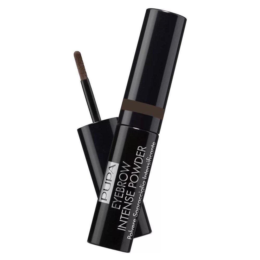 Пудра Pupa Eyebrow Intense Powder (003 Dark Brown) mac splash and last pro longwear powder устойчивая компактная пудра dark tan
