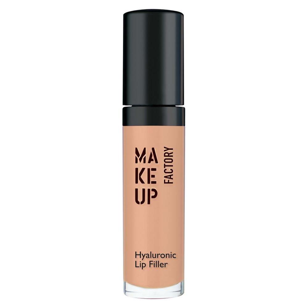 Блеск для губ Make Up Factory Hyaluronic Lip Filler (03) помады make up factory кремовая помада для губ lip color 237 оттенок розовый коралл