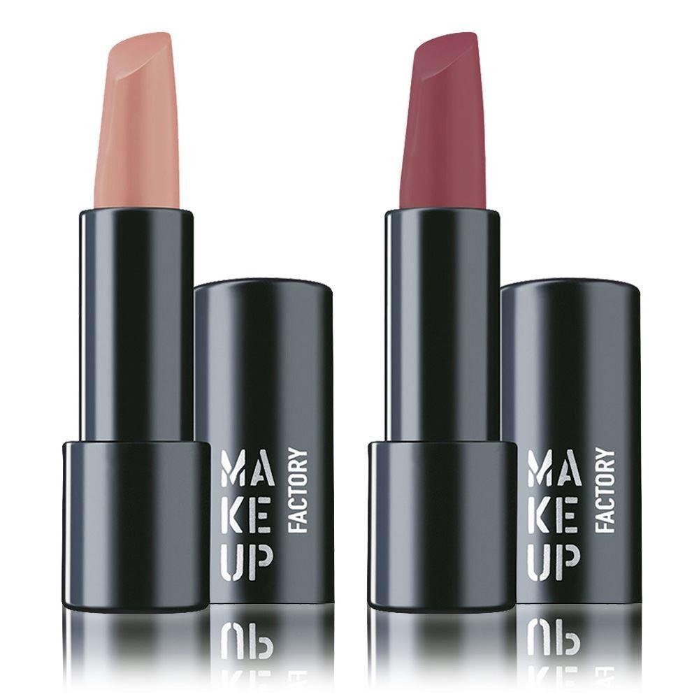Помада Make Up Factory Magnetic Lips Semi-Mat & Long-Lasting (98) mac pro longwear long last lips устойчивая помада для губ lasting lust