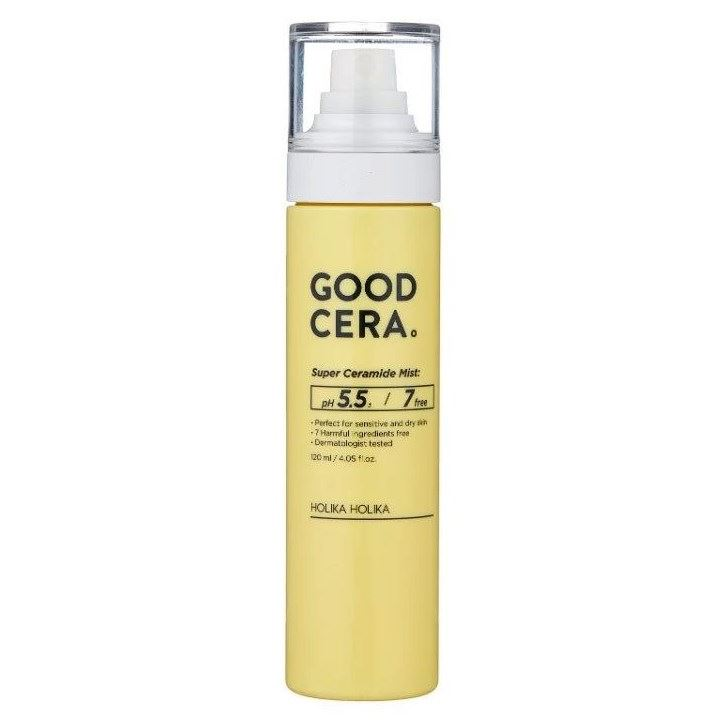 Эмульсия Holika Holika Good Cera Super Ceramide Mist 120 мл holika holika one solution super energy ampoule moisturizing объем 30 мл
