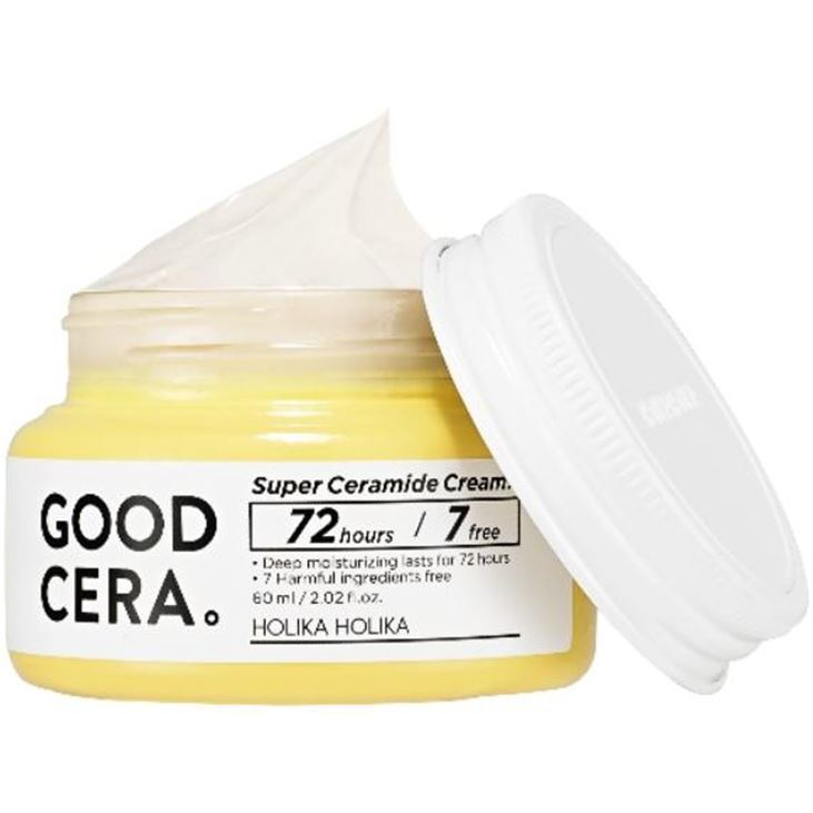 Крем Holika Holika Good Cera Super Ceramide Cream 60 мл holika holika one solution super energy ampoule moisturizing объем 30 мл