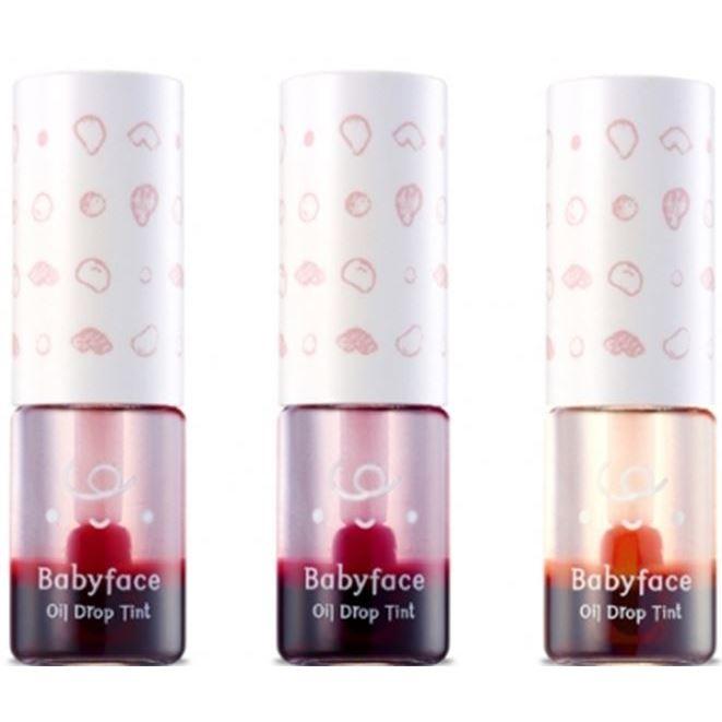 Блеск для губ It s Skin Babyface Oil Drop Tint (02 Strawberry Oil) it s skin успокаивающеегидрофильное