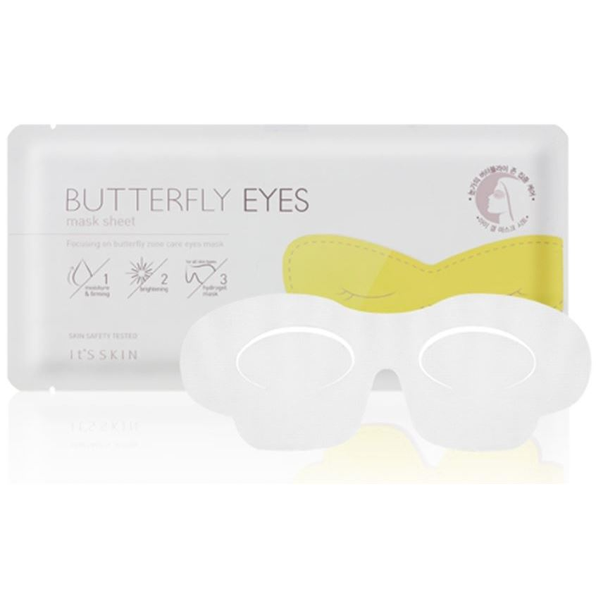 Маска It s Skin Butterfly Eyes Mask Sheet (8 г) маска it s skin green tea watery mask sheet 1 шт