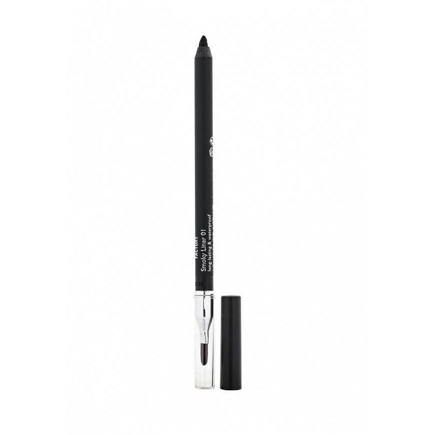 Карандаши Make Up Factory Smoky Liner Long-Lasting & Waterproof (40) карандаши isadora smoky eye liner waterproof 10