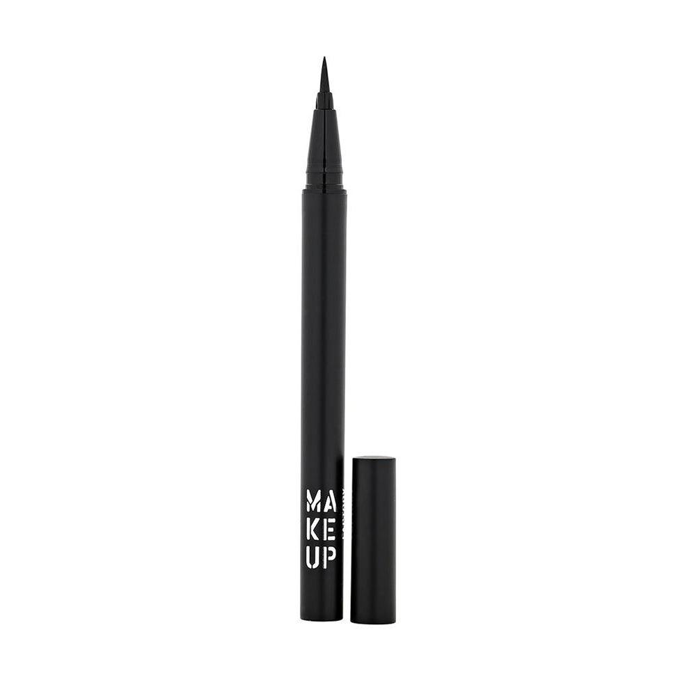 Подводка Make Up Factory Calligraphic Eye Liner (05) тушь make up factory make up factory ma120lwhdr04