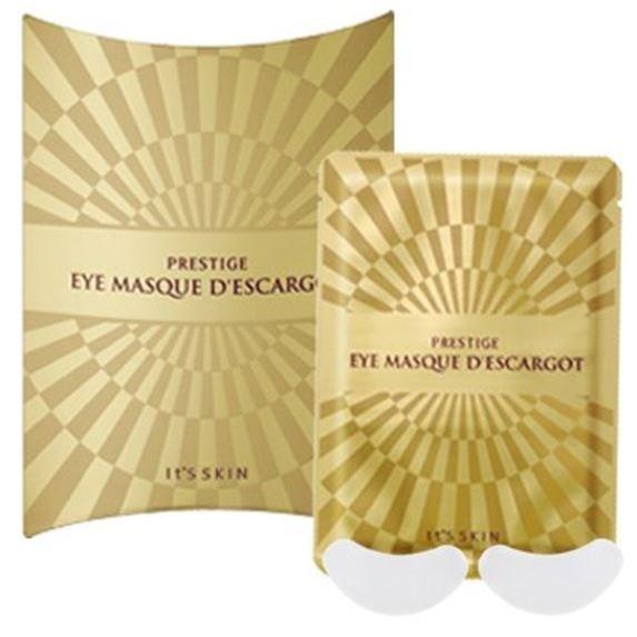 Маска It s Skin Prestige Eye Masque D'escargot (5 шт) aveda green science masque age 8 5 oz