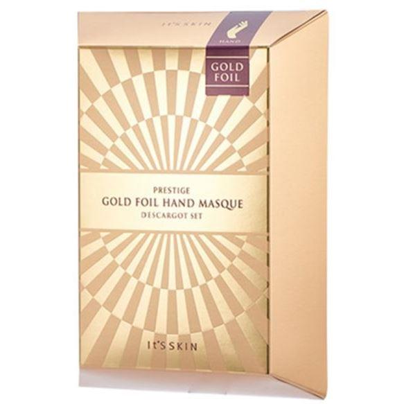 Маска It s Skin Prestige Gold Foil Hand Masque D'escargot (1 пара) prestige 151 s купить в уфе