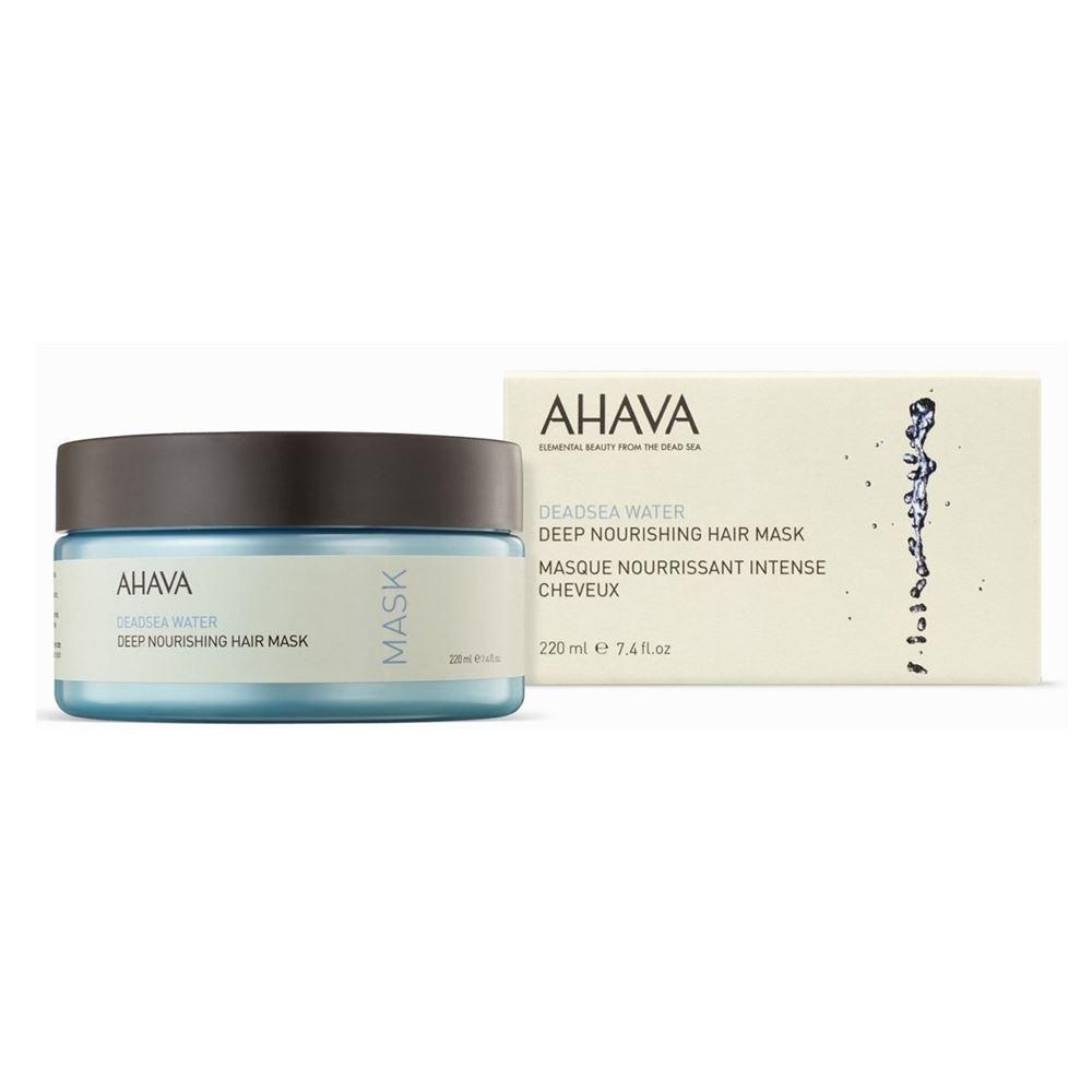 Маска Ahava Deep Nourishing Hair Mask 250 мл redken маска для восстановления волос diamond oil deep facets mask 250 мл маска для восстановления волос diamond oil deep facets mask 250 мл 250 мл