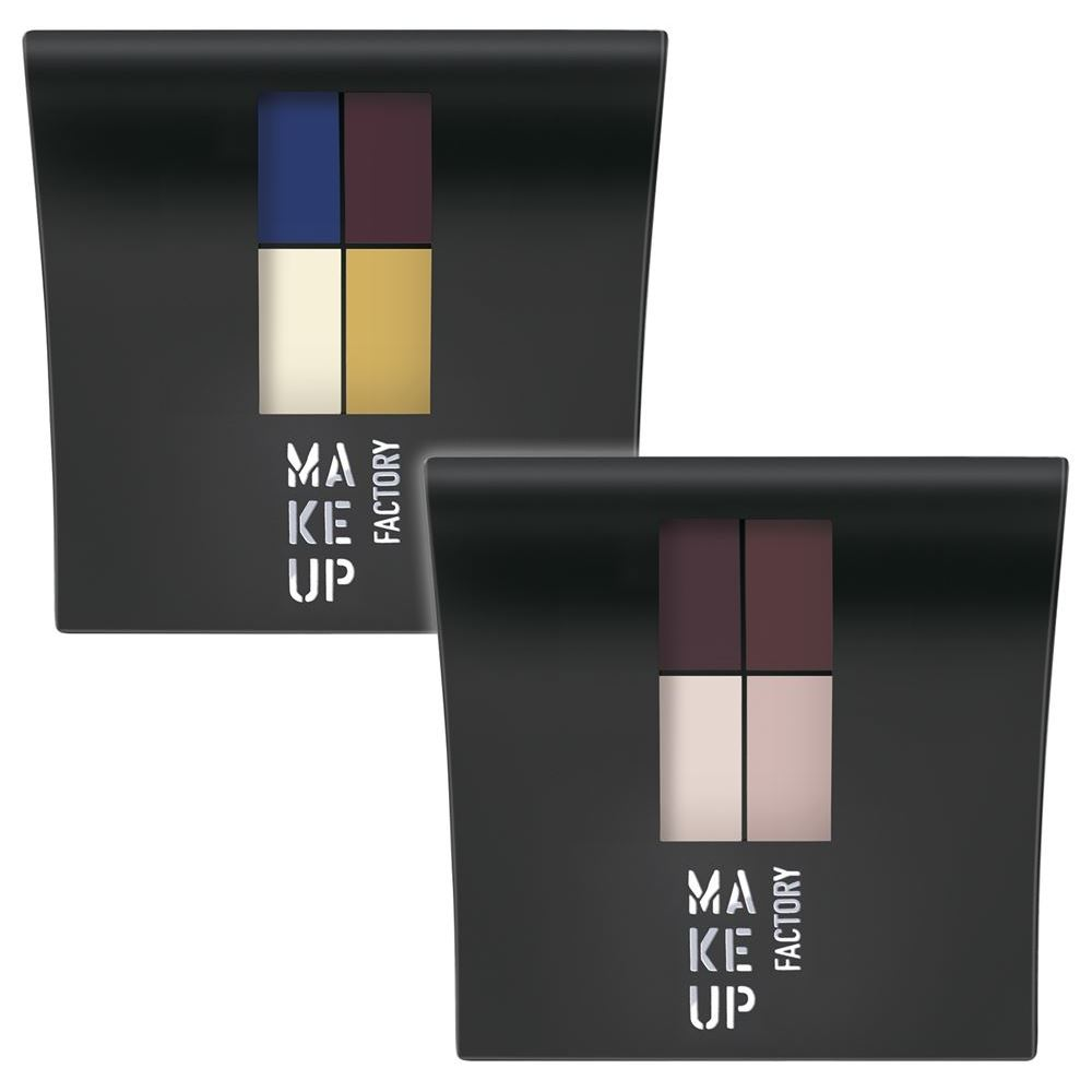 Тени для век Make Up Factory Mat Eye Colors  (580) тени для век make up factory mat eye shadow 65