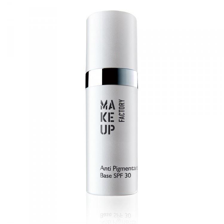 база под макияж make up factory sensitive eye shadow base База под макияж Make Up Factory Anti Pigmentation Base Spf 30  15 мл