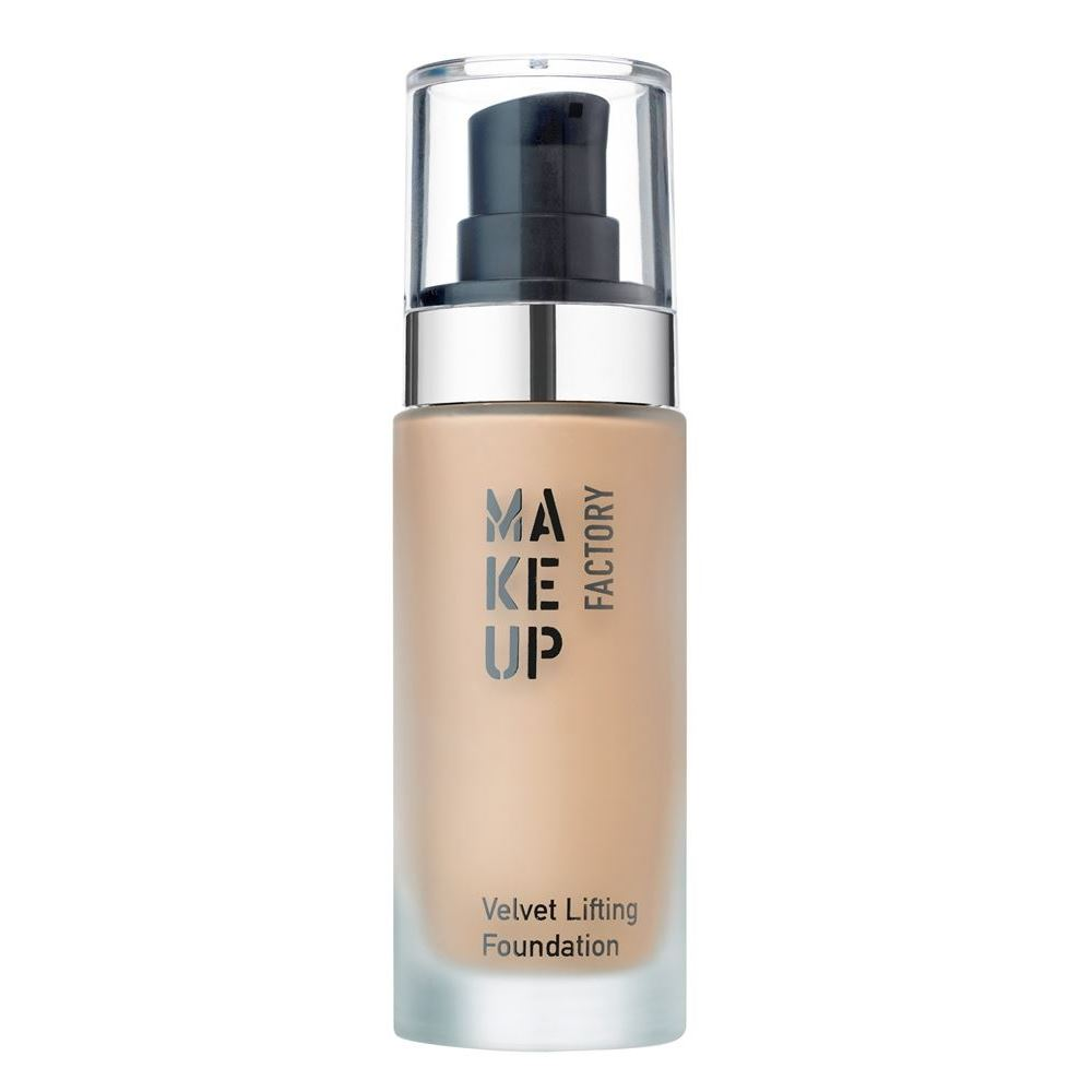 Тональный крем Make Up Factory Velvet Lifting Foundation (9) тональный крем make up factory make up factory ma120lwhds24