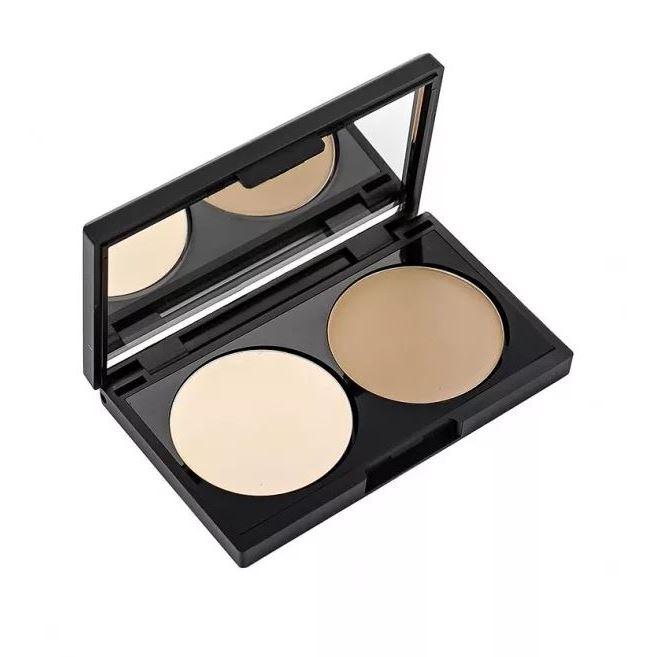 База под макияж Make Up Factory Duo Contouring Cream  (24) make up factory automatic eyeliner 24 цвет 24 smokey plum variant hex name 474995