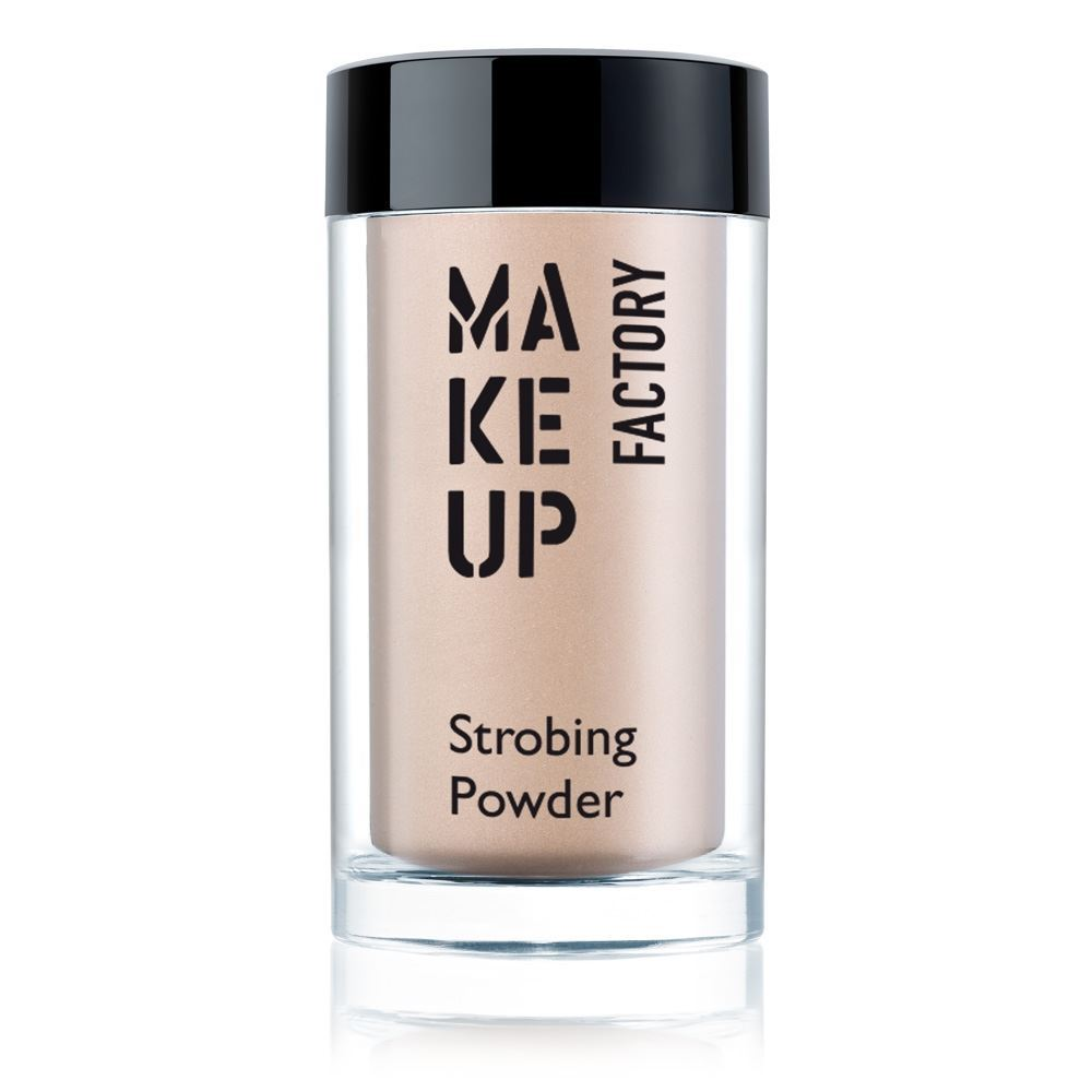 Пудра Make Up Factory Strobing Powder (1) mac splash and last pro longwear powder устойчивая компактная пудра dark tan