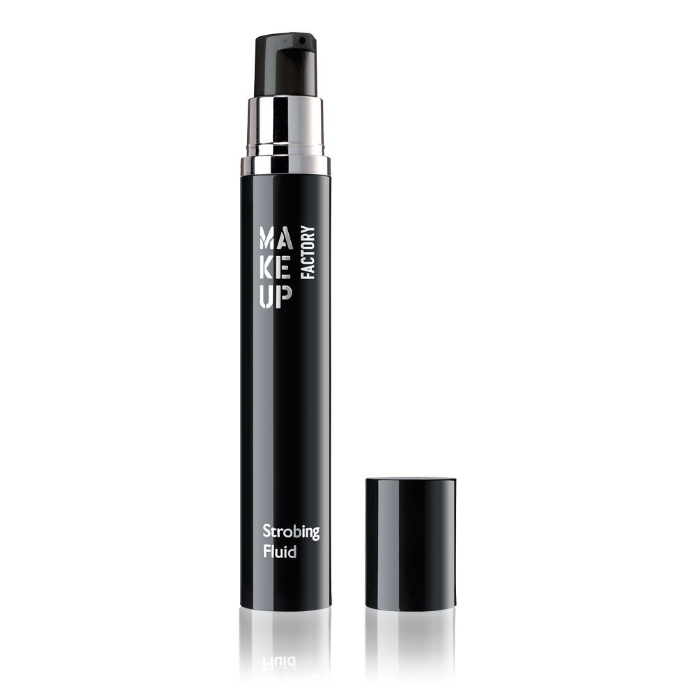 База под макияж Make Up Factory Strobing Fluid  (3) хайлайтер make up factory make up factory ma120lwowu47