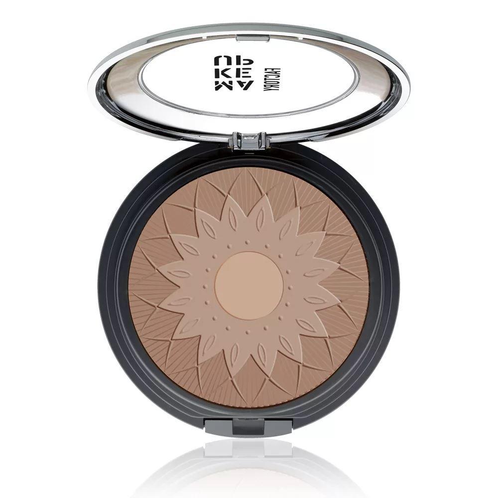 Пудра Make Up Factory Sun Teint Powder (11) тушь make up factory make up factory ma120lwhdr04