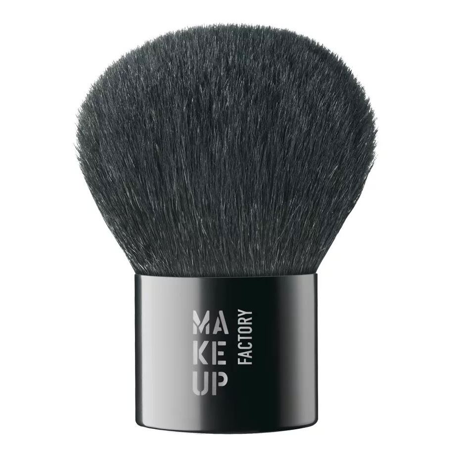 Кисть Make Up Factory Brush for Mineral Powder Foundation (1 шт) тушь make up factory make up factory ma120lwhdr04