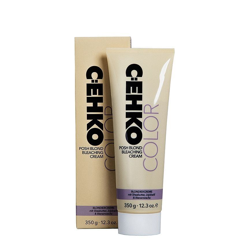 Краска для волос C:EHKO Posh Blond Bleaching Cream  (350 г) оздоровительная косметика венозол крем при варикозе