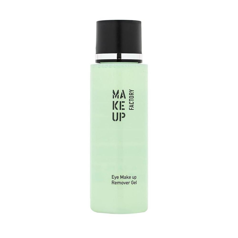 Гель Make Up Factory Eye Make Up Remover Gel  125 мл снятие макияжа make up store cleansing oil объем 125 мл