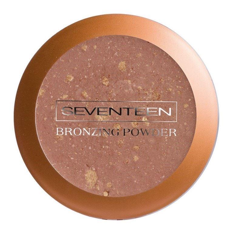 Пудра Seventeen Bronzing Powder (04) catrice sun glow matt bronzing powder пудра компактная с эффектом загара матирующая тон 020
