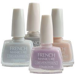 Лак для ногтей Seventeen French Manicure Collection (06) духи french collection духи french collection amour 15 мл