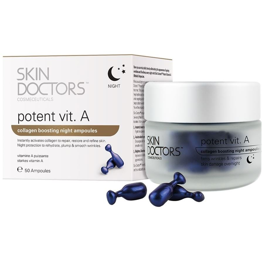 Сыворотка Skin Doctors Potent Vit. А trichoderma sp a potent producer of xylanase enzyme