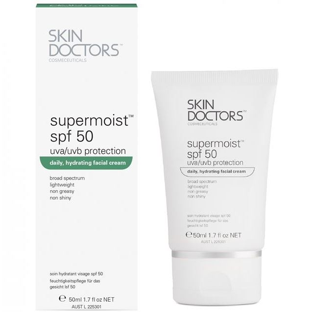 Крем Skin Doctors Supermoist™ SPF50 seduced by death – doctors patients