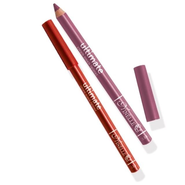 Карандаши Ninelle Ultimate Cream Touch Lipliner (340) тени для век ninelle eyeshadow ultimate 57