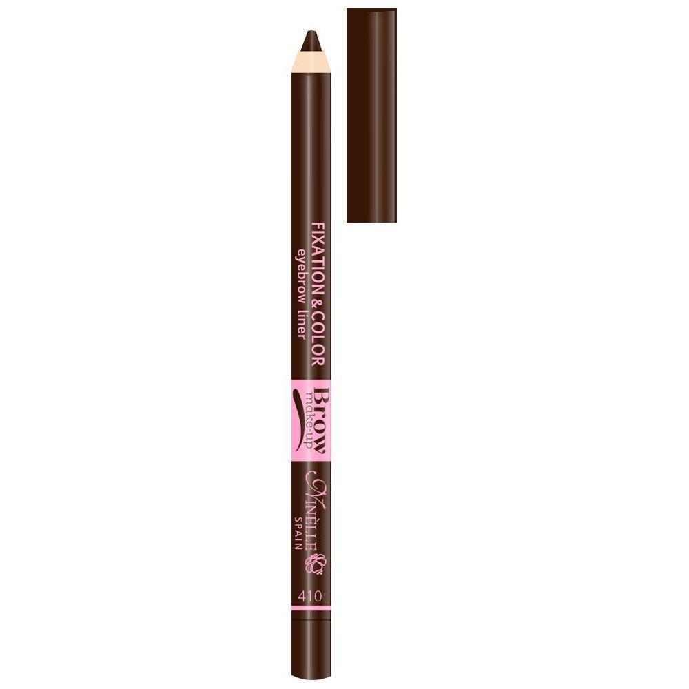 Карандаши Ninelle Fixation & Color Eyebrow Liner (408) ninelle