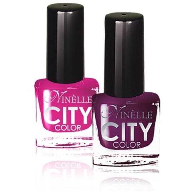 лечебные и ухаживающие средства для ногтей Лак для ногтей Ninelle City Color (173)