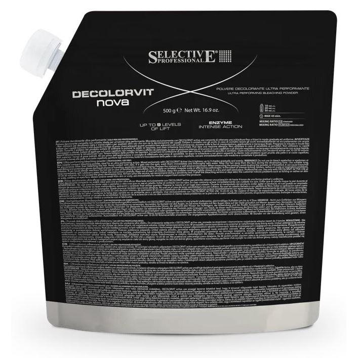 Краска для волос Selective Professional Decolorvit Nova (1000 г) недорого