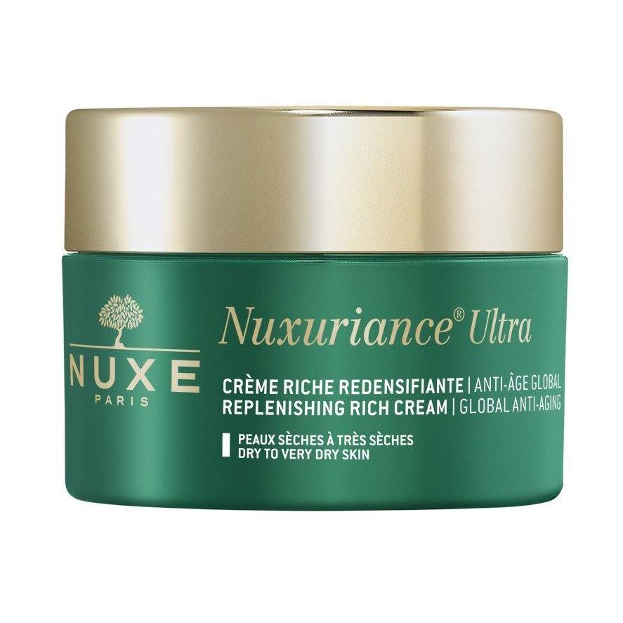 Дневной уход Nuxe Nuxuriance® Ultra Дневной укрепляющий крем 50 мл оздоровительная косметика венозол крем при варикозе