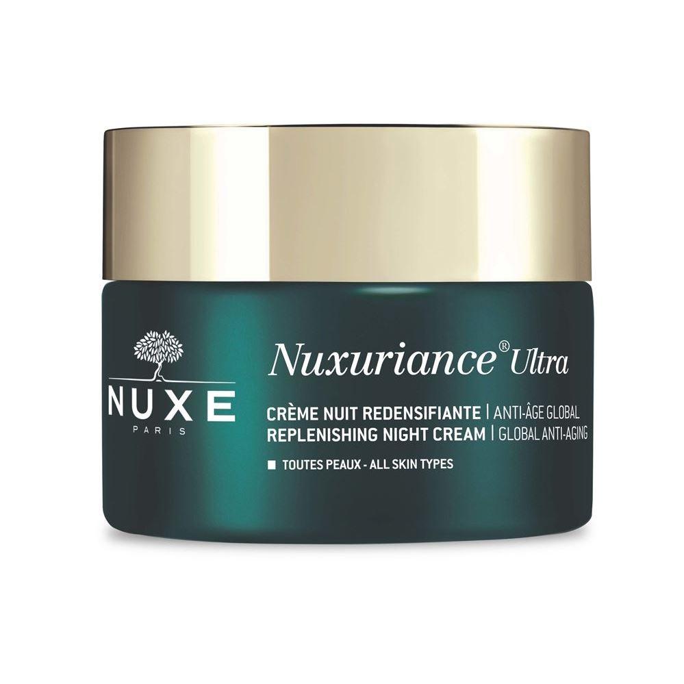 Крем Nuxe Nuxuriance® Ultra Ночной укрепляющий крем 50 мл антивозрастной уход nuxe дневная эмульсия nuxuriance® émulsion объем 50 мл