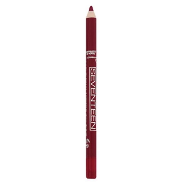 Карандаши Seventeen Super Smooth Waterproof Lip Liner  (32) seventeen supersmooth waterproof