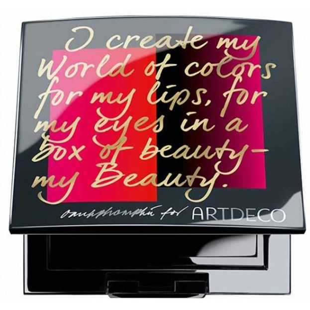 Косметичка ARTDECO Beauty Box Trio - The Art Of Beauty (1 шт) artdeco аппликатор для теней trio
