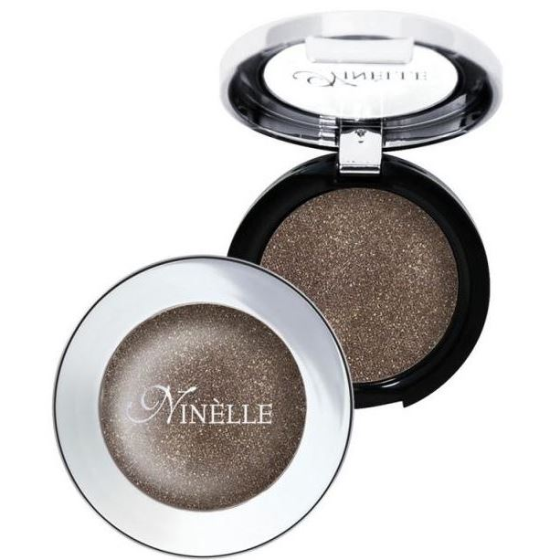 Тени для век Ninelle Eyeshadow Luxe (418) тени для век essence тени хайлайтер hi lighting eyeshadow mousse 01 цвет 01 hi ivory variant hex name fdece4