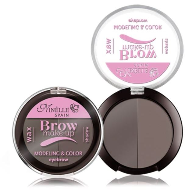 Корректоры Ninelle Brow Make-Up Modeling & Color Eyebrow (03) цена и фото