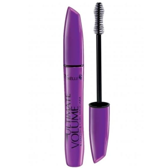 Тушь для ресниц Ninelle Ultimate Volume & Length & Curl Mascara (Черный) ninelle карандаш для глаз ultimate 04