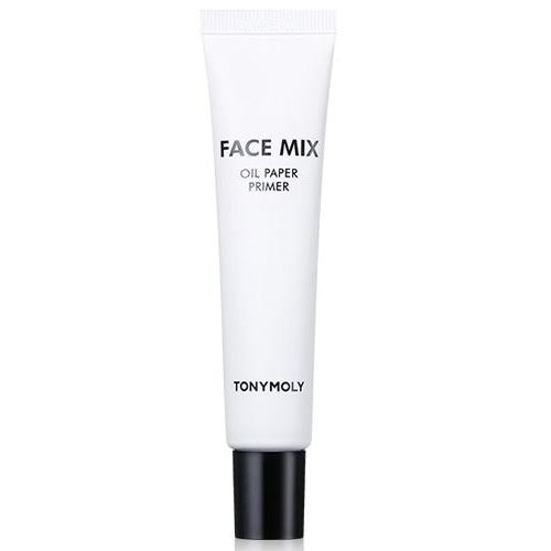 База под макияж Tony Moly Face Mix Oil Paper Primer 25 мл пудра tony moly face mix oil paper powder 9 г