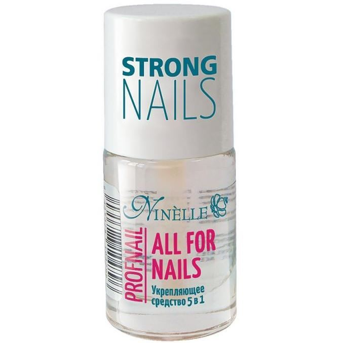 Лак Ninelle All For Nails Profnail