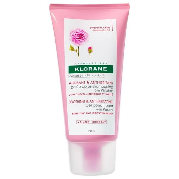 Гель Klorane Soothing & Anti-Irritating Gel Conditioner With Peony недорого