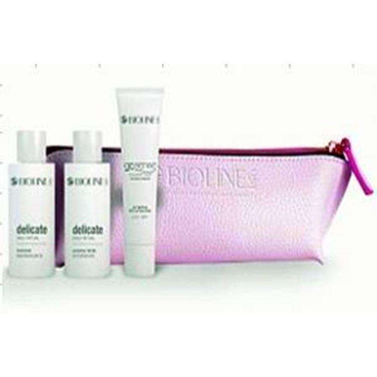 Набор Bioline JaTo Desense Couperose Pensil-Case (Набор: крем, 30 мл + молочко, 50 мл + лосьон, 50 мл) набор набор bioline jato beauty gift ag3