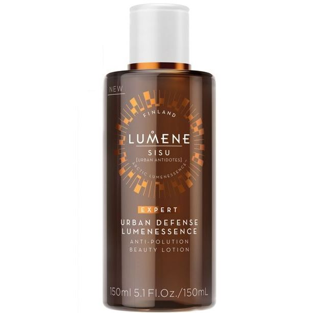 Лосьон Lumene Urban Defense Lumenessence Anti-Polution Beauty Lotion 150 мл лосьон lumene express fresh body lotion