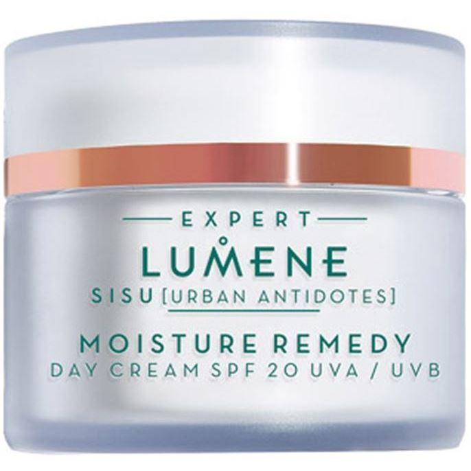 Крем Lumene Moisture Remedy Day Cream SPF 20 UVA/UVB 50 мл крем gigi comfort day cream spf 15 50 мл