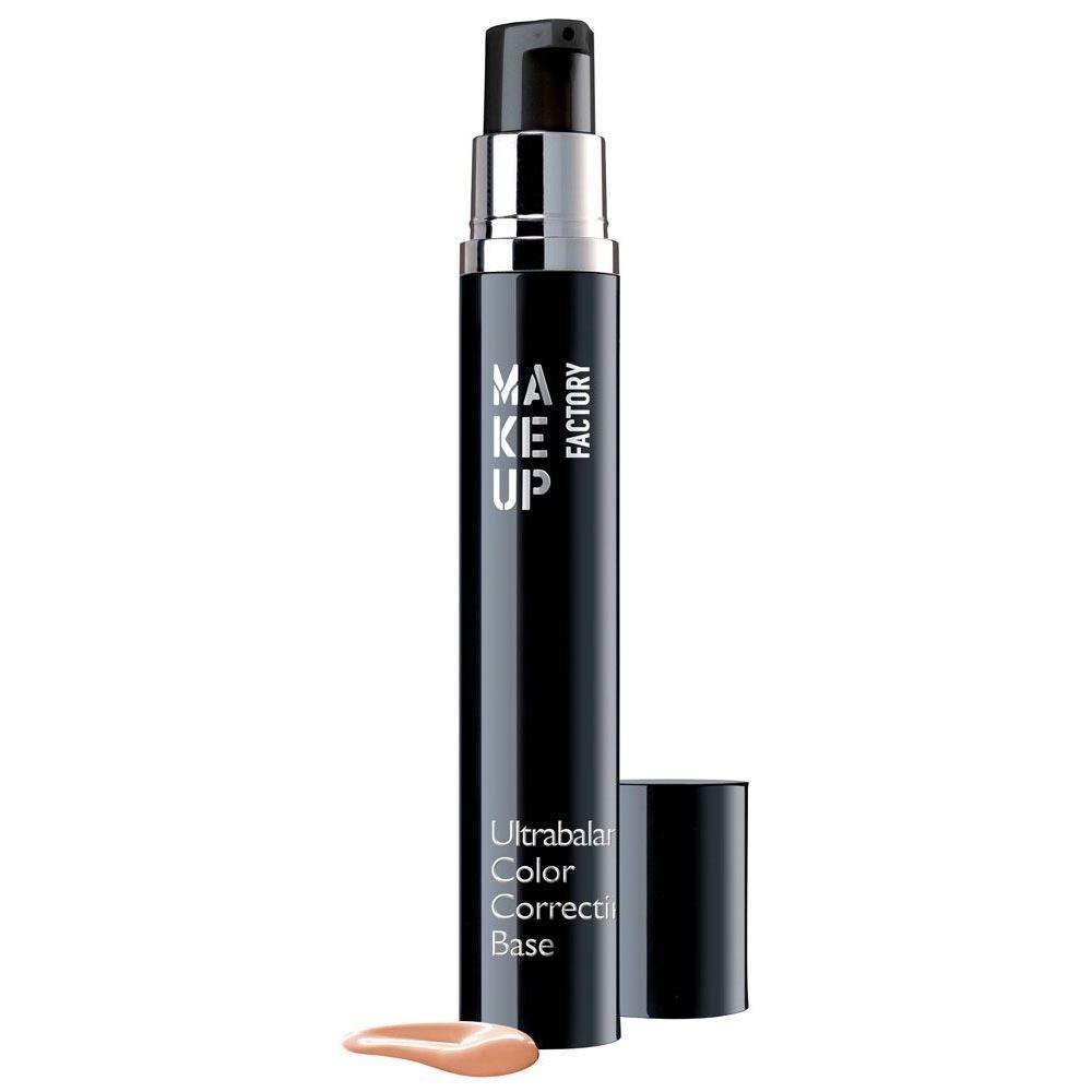 База под макияж Make Up Factory Ultrabalance Color Correcting Base (12) тушь make up factory make up factory ma120lwhdr04