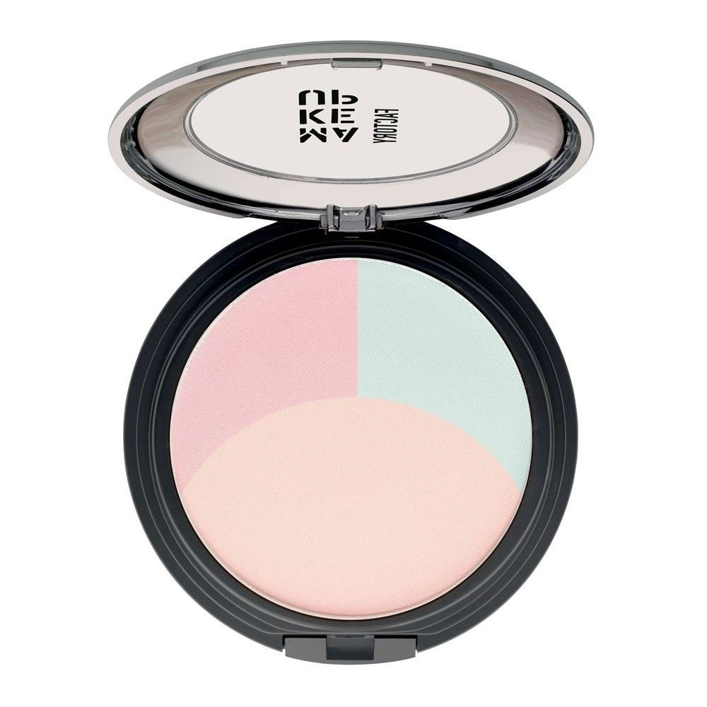 Пудра Make Up Factory Ultrabalance Color Correcting Powder (01) mac splash and last pro longwear powder устойчивая компактная пудра dark tan