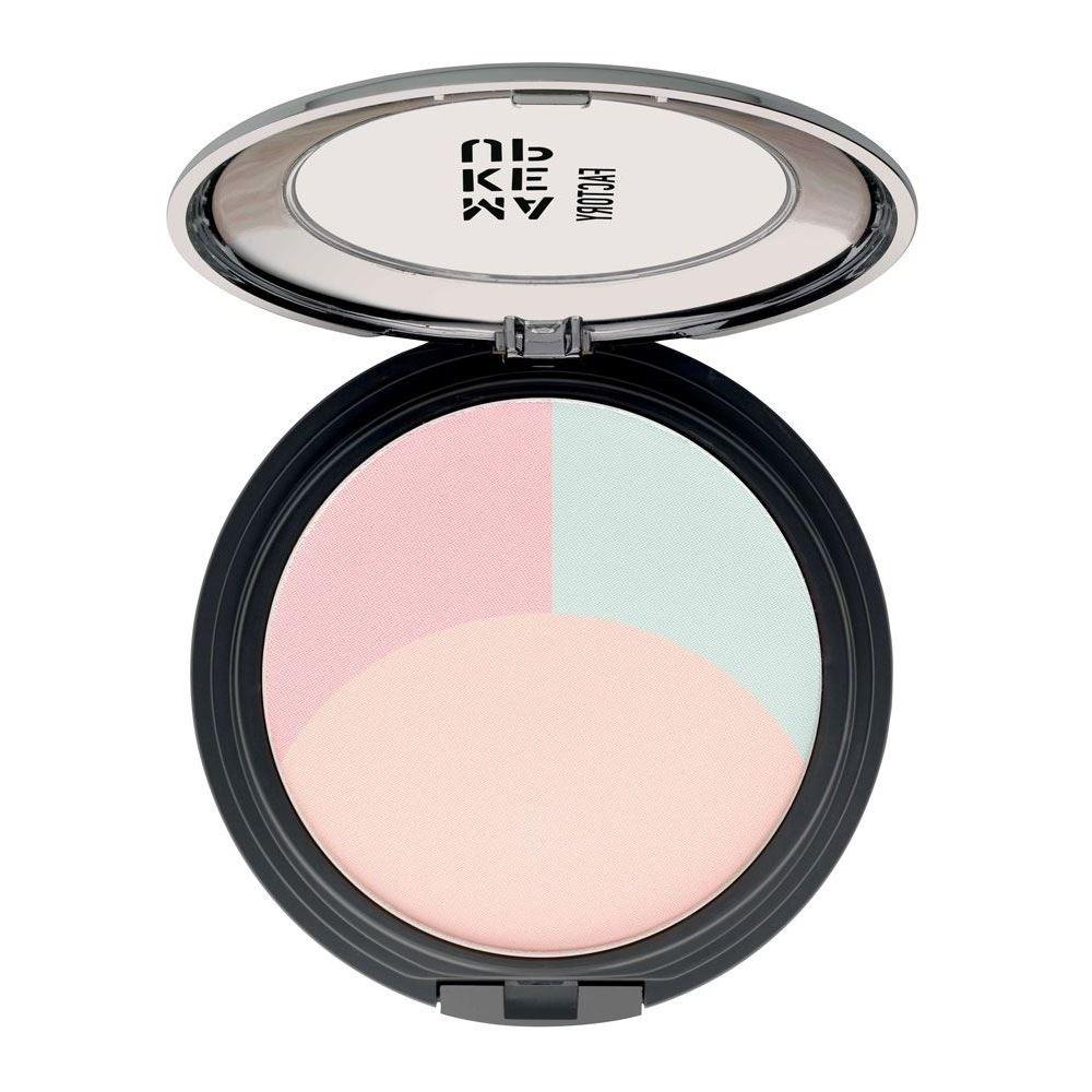 Пудра Make Up Factory Ultrabalance Color Correcting Powder (01) тушь make up factory make up factory ma120lwhdr04