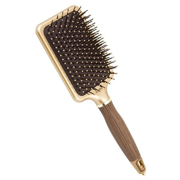 Щетка Olivia Garden OGBNTPDL Ceramic + Ion Nano Thermic Щетка для волос  (OGBNTPDL) щетка olivia garden ogbhhp6 healthy hair ionic combo paddle hh 6 щетка для волос ogbhhp6