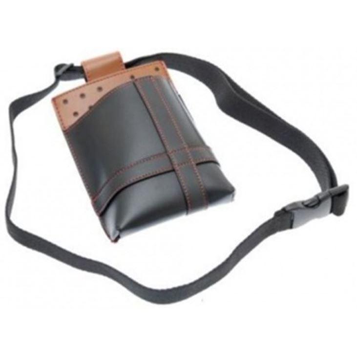 Сопутствующие товары Harizma Professional h10507 Кобура для ножниц черно-коричневая (1 шт) сопутствующие товары harizma professional h10995 кобура для ножниц из натуральной кожи 1 шт