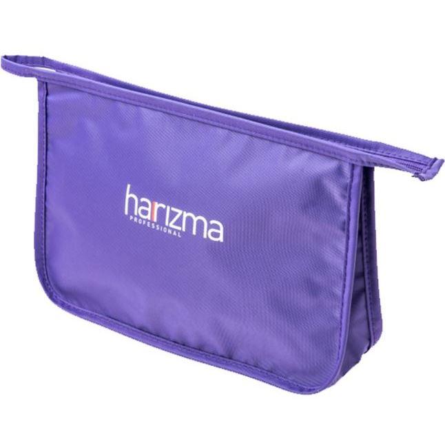 Косметичка Harizma Professional h10924-07 Косметичка фиолетовая 29х20х7.5 см (1 шт)