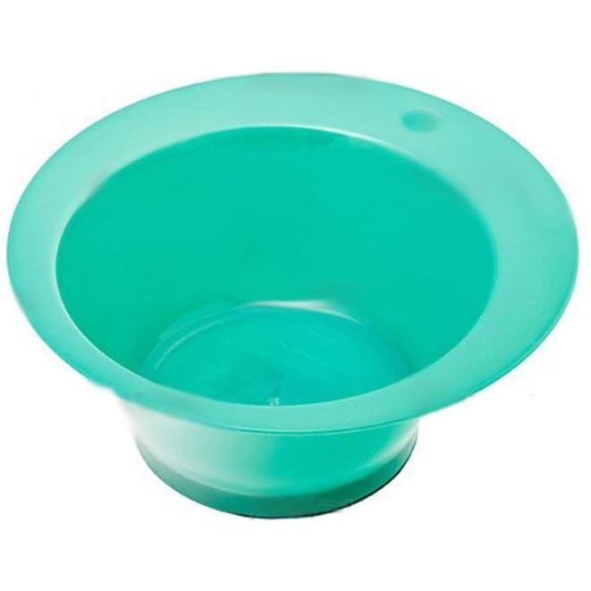 Емкость Harizma Professional h10817 Миска для окрашивания 310 мл, зеленая (1 шт) сопутствующие товары harizma professional h10927 кобура для инстументов на пояс 1 шт